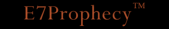 E7ProphecyWordMark-Orange