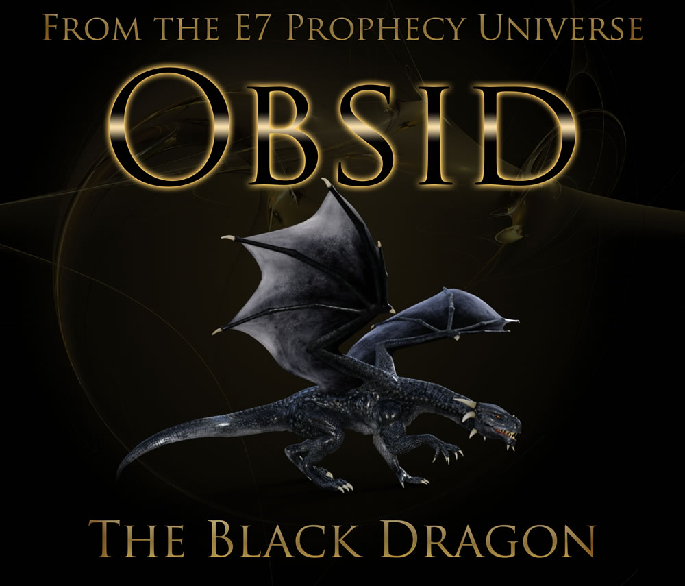 Obsid The Black Dragon