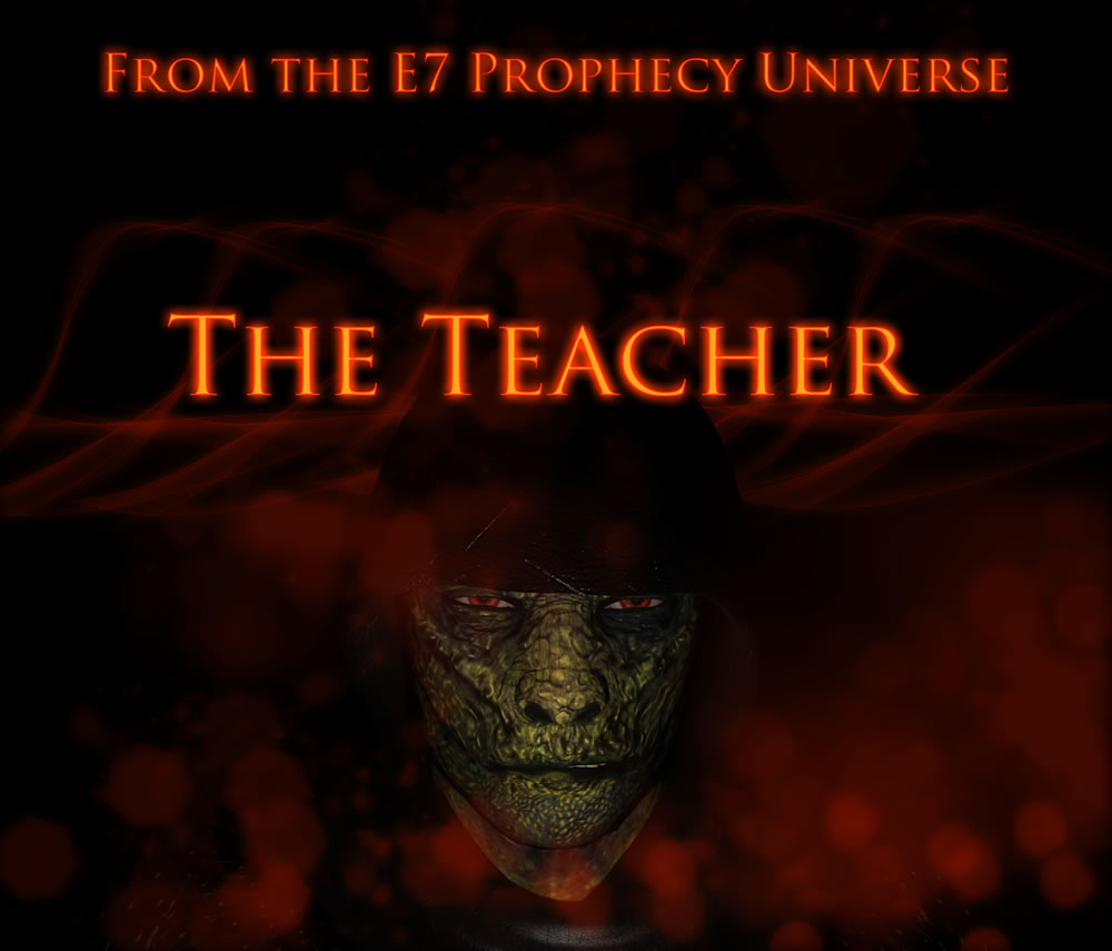 The Teacher - Red